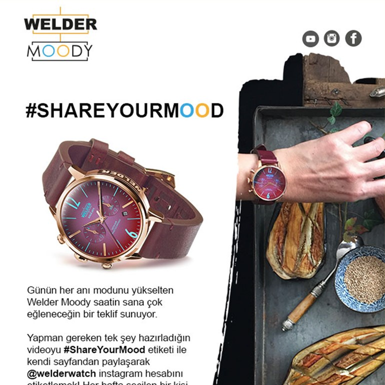 Welder Email Newsletter